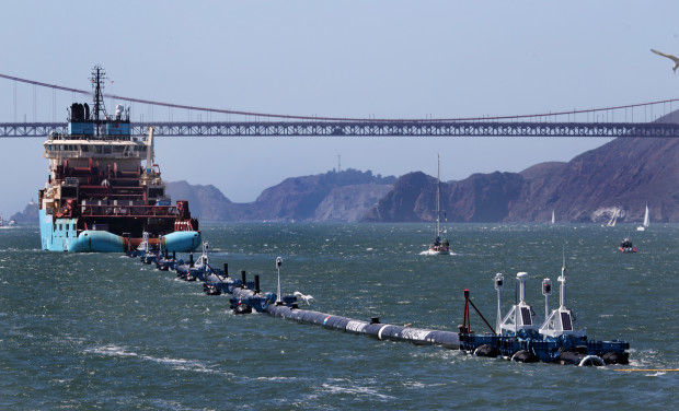 Stop plastica nel Pacifico: al via The Ocean Cleanup