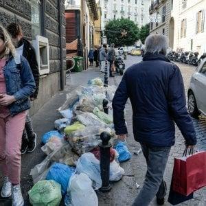 """Napoli, Del Giudice: """"Aumentano i rifiuti, prodotte oltre 500 mila tonnellate"""""""