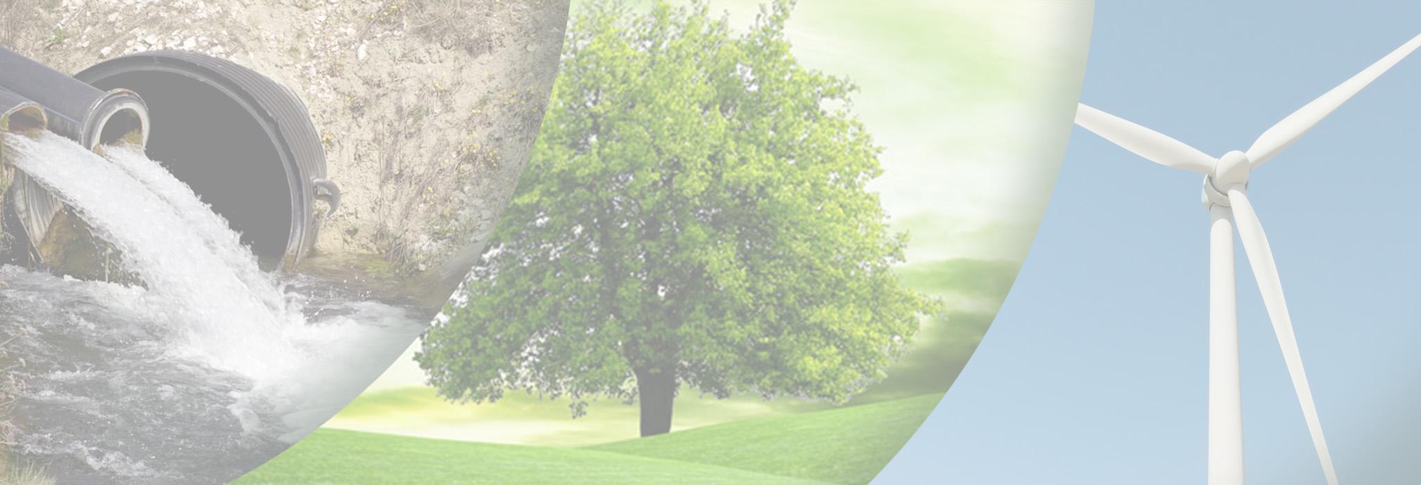 Bonifica ambientale del suolo, sottosuolo, dell'acqua e dell'aria